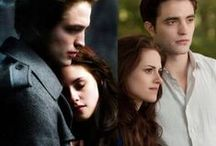 Twilight Saga / Edward and Bella forever / by Chelle Carpenter Murray