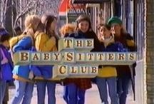 The Babysitters Club / Kristy, Mary Anne, Claudia, Stacey, Dawn, Mallory, Jessica, Abby, Logan, Shannon / by Chelle Carpenter Murray