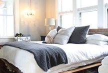 bed rooms / dormitorios / by Samantha Hamilton