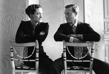 HRH Duke and Duchess of Windsor / by Cynthia Stoddard