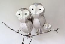 Twenty Four Owls a Day / by Krystal Dogolo
