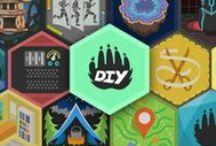 diy / con estas manitas, y las ideas de la web / by Lo INadecuado