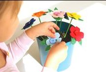 Colour Recognition: Learning Through Play / Help your kids learn about all of the beautiful colours of the rainbow with these sweet crafts and activities, including primary colours, secondary colours, colour blending and more. / by CBC Parents + Kids' CBC