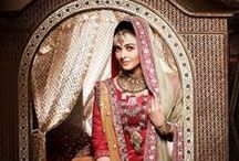 Indian Fashion / Indian Ethnic wear - designs for Salwar, sarees, blouses, lehenga.... / by Deepa Thomas