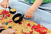 Fall Fun / Crafts, activities and recipes inspired by all of the wonderful colours, flavours and scents of Autumn. / by CBC Parents + Kids' CBC