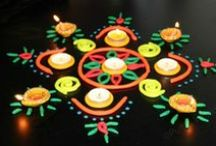 Fun for Diwali / Crafts and decorations to celebrate Diwali! / by CBC Parents + Kids' CBC