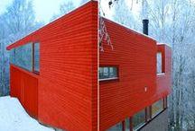 Architecture : modern / by Lill Venke Hustvedt