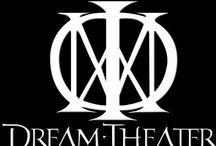 Dream Theater / by Robert Johnson