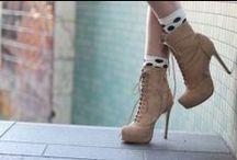 My Shoes' Addiction / by Izabiella World