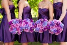 Purple Wedding Ideas! / by Lavish Affairs