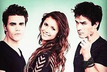 Vampire Diaries / by Claire Weiss
