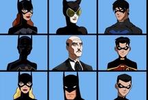 Batman / by Thomas Minogue