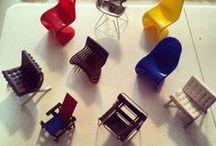 Cadeiras, Poltronas / Chairs / Armchairs / by Marianna Santoro da Mata