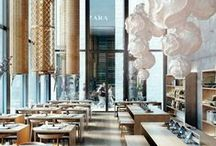 Bares, Cafés e Restaurantes/ Pubs, Coffee Shop and Restauranst/  / by Marianna Santoro da Mata
