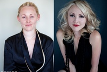 Before and After / Kate Fomina Photography / My new project. Transformation. Everyday women CAN be models! www.katefomina.com  / by Kate Fomina Photography