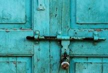 Doors / by Bridgett Jones