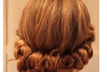 Beauty ~Hair / by Bridgett Jones