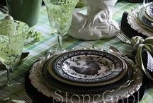 Table Settings / by Bridgett Jones