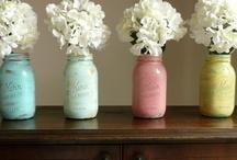 Jars  * Cans  / by Bridgett Jones