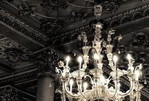 Spooky Lighting / by Bridgett Jones