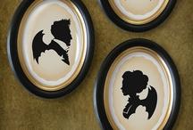 Spooky Mirrors & Frames / by Bridgett Jones