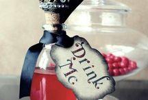 Spooky Jars & Bottles / by Bridgett Jones