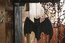 Spooky Bats  / by Bridgett Jones