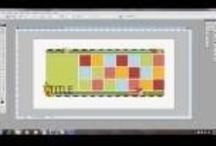 SwL Tutorials / My digital scrapbook tutorials. / by Scrapping with Liz