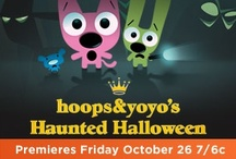 hoops&yoyo's Haunted Halloween / by Hallmark Channel