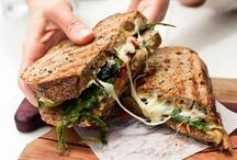 sandwich / taco / wrap / by Raquel Toledo