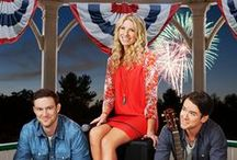 "BANNER 4th of JULY / American Idol alum Brooke White stars with Oscar® winner Mercedes Rheul & Christian Campbell in ""BANNER 4th of JULY"" a Hallmark Channel Original Movie premiering SAT JUNE 29 9p/8C / by Hallmark Channel"