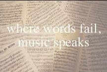 I ❤MUSIC / Where words fail, music speaks. I watch these videos when I am on my treadmill. ❤  / by Misty