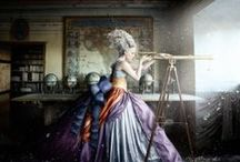 Fine Art Portraits / by Kate Fomina Photography