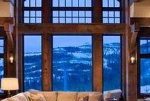 CO Cabin / stuff for the cabin / by Cristina Stroh
