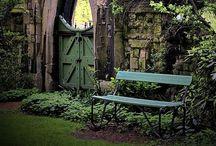 Secret Garden / by Tosha Gilpin
