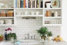 kitchen / dining / by Raquel Toledo
