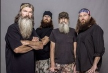 Duck Dynasty! / by Sabrina Benkert
