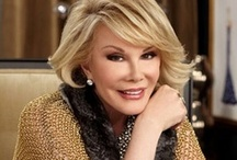 Joan Rivers! / by Sabrina Benkert