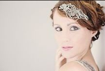 Our Bridal Headbands / Designs by Irene and Ozzie  / by Irene and Ozzie