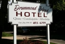Lodging / Vacation Resorts, Hotels, Cabins, Cottages, Homes and Campgrounds on Drummond Island MI / by Drummond Island MI