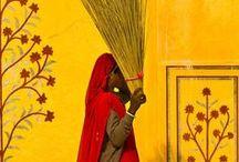 I colori del mondo / by Fulvia Muntoni