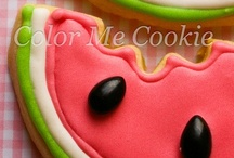 Amazing cookies / by Nichola Proulx