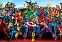 Marvel / by Norrin Radd