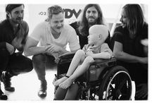 Imagine Dragons / Imagine Dragons.  If you want to see more pictures of Dan then check out my Dan Reynolds board.  / by Asrun Tryggvadottir