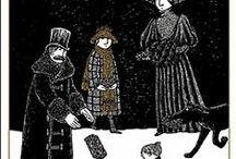 Illustrator II: Edward Gorey / by eleni poulou
