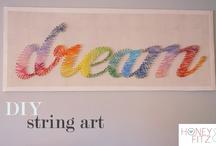 arts and crafts / by Sharon Shin