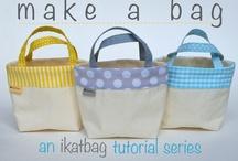 making bags / by Sharon Shin