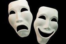 masques / by karine wattiez