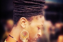 Live nappier! / Natural hair styles for highly-textured hair: locs, curls, kinks and coils / by Toya Smith