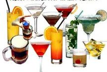 HEY BARTENDER! / Alcoholic drinks for adults / by Patricia Avery